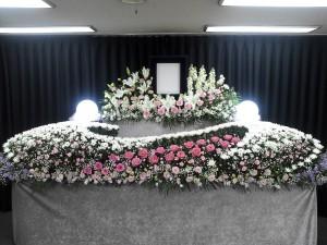 生花祭壇プラン2号